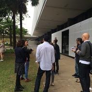 Visita à 32ª Bienal de São Paulo
