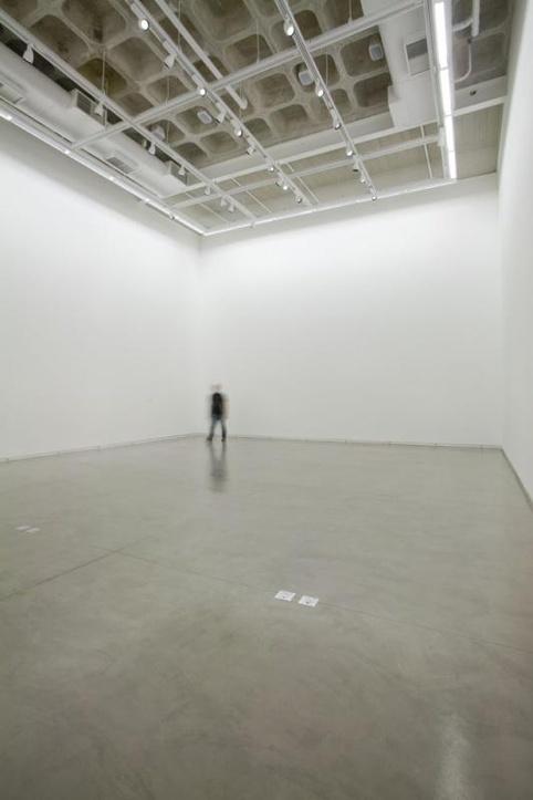 Espaços expositivos da Anita Schwartz Galeria de Arte