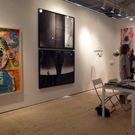 Stand da LOGO na Scope Miami