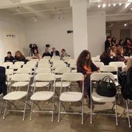 público presente no lançamento do Projeto Pesquisador 2011