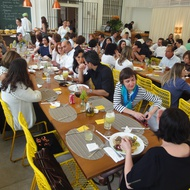 Art Immersion Trip - almoço com galeristas