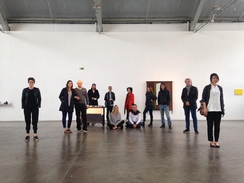 Visita à Baró Galeria