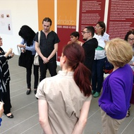 Art Immersion Trip - visita ao Instituto Tomie Ohtake