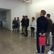 Visita à Galeria Pilar