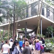 Art Immersion Trip - visita à Casa de Vidro