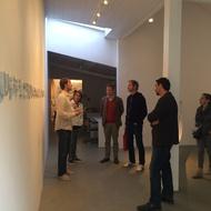 Visita à Galeria Eduardo Fernandes