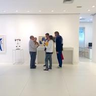 Visita à DAN Galeria