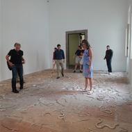 Exposição de Carmela Gross na Casa França-Brasil